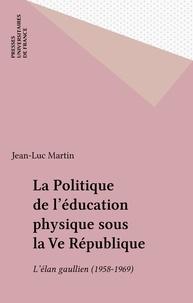 Jean-Luc Martin - .