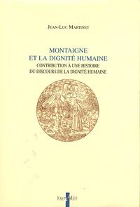 Sennaestube.ch Montaigne et la dignité humaine - Contribution à une histoire du discours de la dignité humaine Image