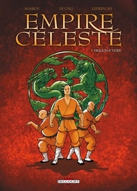 Jean-Luc Masbou - Empire céleste Tome 1 : Dragon et tigre.