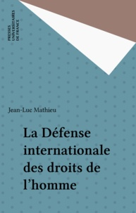 Jean-Luc Mathieu - .