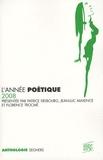 Jean-Luc Maxence et Florence Trocmé - L'année poétique.