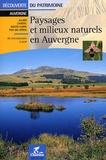 Jean-Luc Méloux - Paysages et milieux naturels en Auvergne.