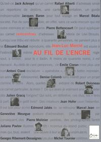 Jean-Luc Mercié - Au fil de l'encre.