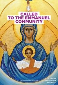 Jean-Luc Moens et Claire Pécout - Called to the Emmanuel Community.