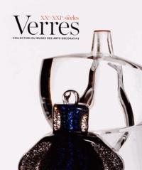 Jean-Luc Olivié - Verres XXe-XXIe siècles - Collection du musée des Arts décoratifs.
