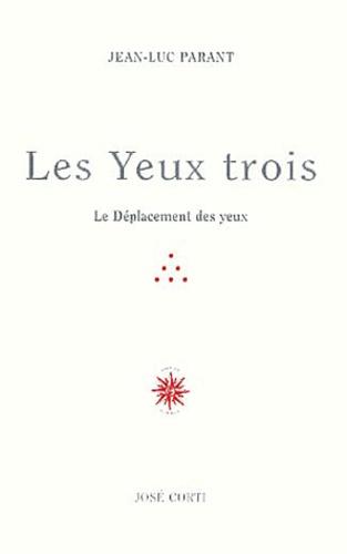Jean-Luc Parant - Les yeux trois - Le Déplacement des yeux.