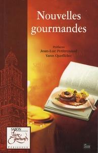 Jean-Luc Petitrenaud et Yann Queffélec - Nouvelles gourmandes.