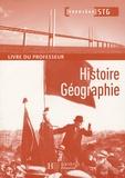 Jean-Luc Pinol et Jean-Louis Carnat - Histoire Géographie - Livre du professeur.