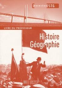 Histoiresdenlire.be Histoire Géographie - Livre du professeur Image