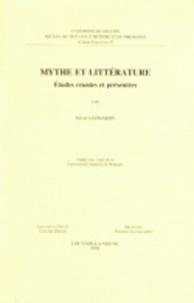 Jean-Luc Pire - Poésie, silence, clameurs - La mythification littéraire de Maurice de Guérin (L'oeuvre posthume et ses promoteurs, 1839-1910).