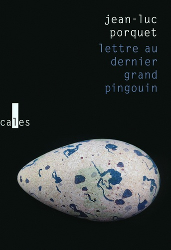 Jean-Luc Porquet - Lettre au dernier grand pingouin.