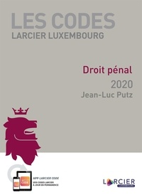 Jean-Luc Putz - Droit pénal.
