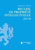 Jean-Luc Putz - Recueil de propriété intellectuelle.