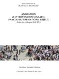Jean-Luc Richelle - Animation et intervention sociale : parcours, formations, enjeux - Actes du colloque RIA 2013.