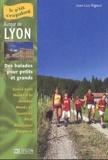 Jean-Luc Rigaux - Autour de Lyon - Balades pour petits et grands.