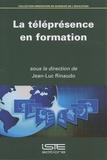 Jean-Luc Rinaudo - La téléprésence en formation.