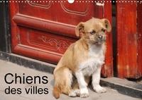 Jean-Luc Rollier - Chiens des villes (Calendrier mural 2017 DIN A3 horizontal) - La vie canine en ville (Calendrier mensuel, 14 Pages ).