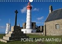 Jean-Luc Rollier - POINTE SAINT-MATHIEU (Calendrier mural 2017 DIN A4 horizontal) - Saint-Mathieu, le phare, l'abbaye, la chapelle (Calendrier mensuel, 14 Pages ).