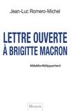 Jean-Luc Romero - Lettre ouverte à Brigitte Macron - #MaMortMAppartient.
