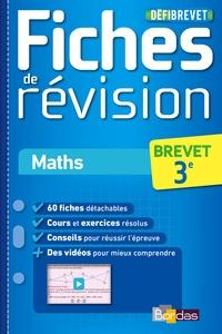 Deedr.fr Maths 3e - Fiches de révision Image