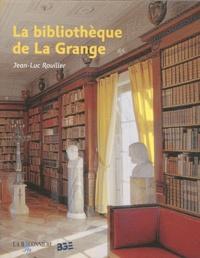 Jean-Luc Rouiller - La bibliothèque de La Grange.