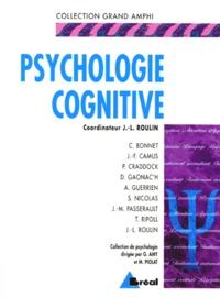Jean-Luc Roulin et  Collectif - Psychologie cognitive.