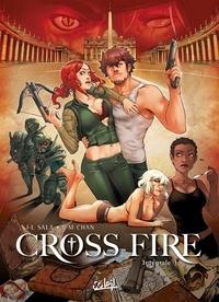 Deedr.fr Cross Fire Intégrale Tome 1 Image
