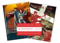 Jean-Luc Sala et Pierre-Mony Chan - Cross Fire Tome 5 et 1 : Pack 2 volumes - Tome 1, Opération Judas; Tome 5, L'éternité ne suffit pas.