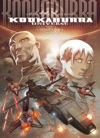 Jean-Luc Sala - Kookaburra Universe Tome 8 : Le dernier vol de l'Enclume.