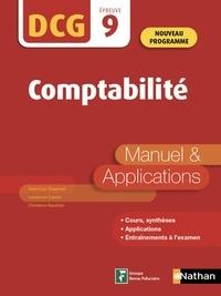 Téléchargement gratuit de livres audio en ligne pour ipod Comptabilité DCG 9  - Manuel & applications CHM ePub