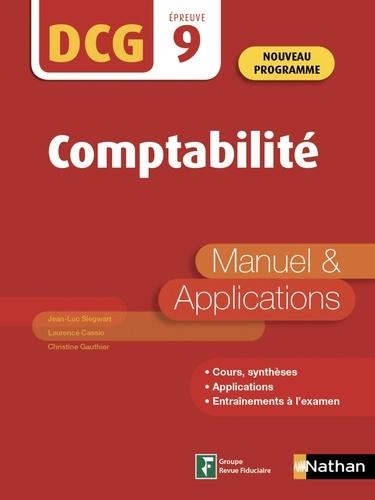 Comptabilité DCG 9. Manuel & applications 12e édition