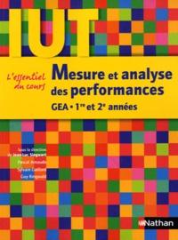 Jean-Luc Siegwart - Mesure et analyse des performances GEA 1e et 2e années.