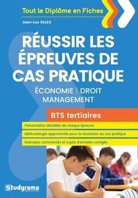 Histoiresdenlire.be Réussir les épreuves de cas pratiques BTS Economie, Droit, Management Image