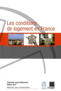 Les conditions de logement en France - Jean-Luc Tavernier |