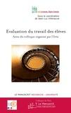 Jean-Luc Villeneuve - Evaluation du travail des élèves - Actes du colloque organisé par l'Iréa.