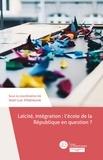 Jean-Luc Villeneuve - Laïcité, intégration : l'école de la République en question ?.