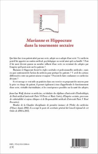 Marianne et Hippocrate dans la tourmente sectaire