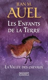Jean M. Auel - Les Enfants de la Terre Tome 2 : La vallée des chevaux.