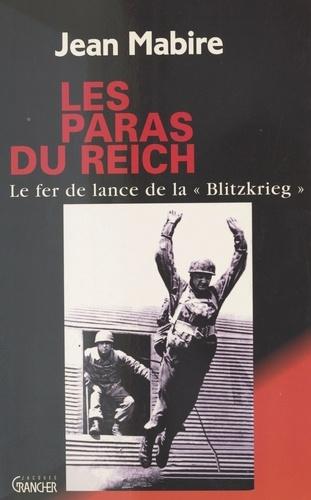 Les paras du Reich