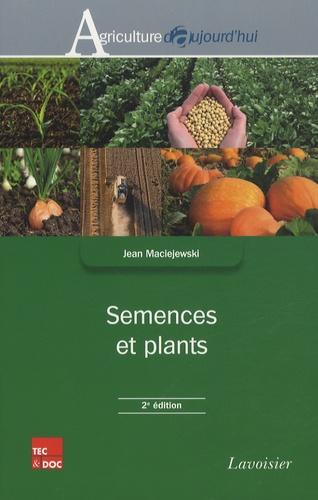 Jean Maciejewski - Semences et plants.
