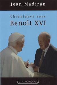 Chroniques sous Benoît XVI - Tome 1.pdf