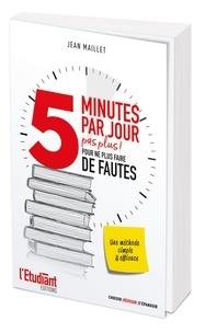 Deedr.fr 5 minutes par jour pas plus pour ne plus faire de fautes Image