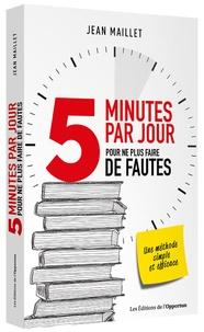 5 minutes par jour pour ne plus faire de fautes!.pdf