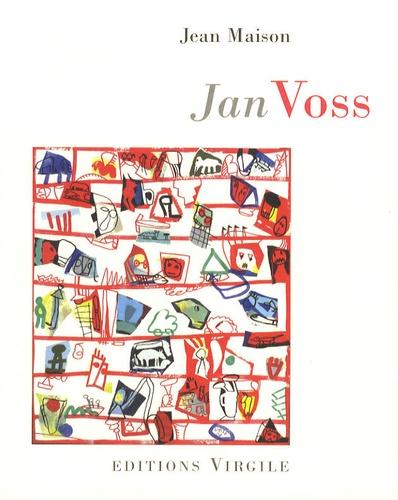 Jean Maison - Jan Voss - Un pas devant l'autre.