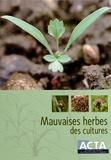 Jean Mamarot et Alain Rodriguez - Mauvaises herbes des cultures.