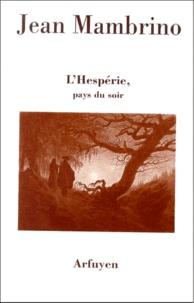 Jean Mambrino - .