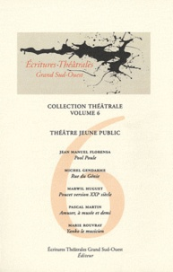 Jean-Manuel Florensa et Michel Gendarme - Théâtre jeune public.