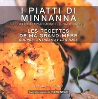 Histoiresdenlire.be Les recettes de ma grand-mère (I piatti di minnnanna) - Recettes du patrimoine culinaire corse Image