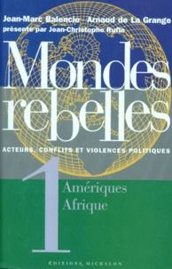 Jean-Marc Balencie et Arnaud de La Grange - .