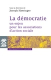 Jean-Marc Bisson et  Collectif - La démocratie - un enjeu pour les associations d'action sociale.